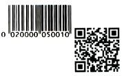 バーコード・QRコード印字